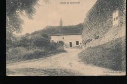 Pont - A - Mousson -- Entree De Mousson - Guerre 1914-18