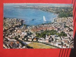 Geneve / Genf (GE) - Vue Aerienne / Flugaufnahme - GE Ginevra