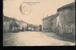Blenod - Les - Toul Illustre --  Rue Des Hazards - Guerre 1914-18