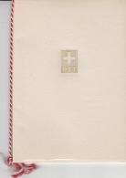 PTT Switzerland / 25E Congrès Annuel American Society Of Travel Agents / 9-16 Okt. 1955 - Switzerland