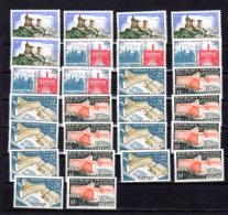 UNESCO, Croix-Rouge, Europa, OTAN, Entre 1175 Et 1228**, Cote 33 €, - France