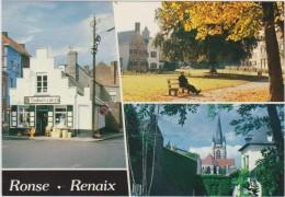 Ronse Renaix De Oude Stadskern Le Vieux Quartier De La Ville - Renaix - Ronse