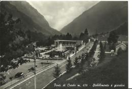 Fonti Di Crodo (Verbania, Piemonte) Stabilimento Termale E Giardini - Verbania