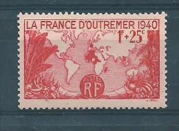 France Timbres De 1940 N°453  Neuf ** - Nuevos