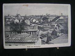 Co-194/ Liège > Welkenraedt -   Grub Aus Herbesthal - Salut De Herbesthal / Circulé 1910 - Welkenraedt