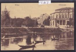Wilna - Vilnius - Uferstrasse  (13´953) - Lettonie