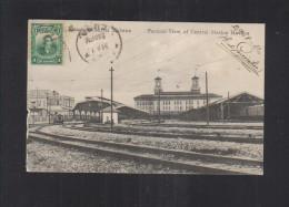 Cuba PPC Havana Central Railway Station 1913 - Postcards