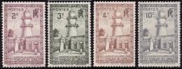 COTE Des SOMALIS  1938 -  YT  148 à 152 - Mosquée Djibouti   -nsg - Unused Stamps