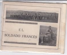 0007 DOC EL SOLDADO FRANCES - Libros, Revistas, Cómics