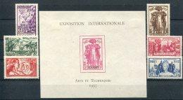Soudan           93/98  *  +  Bloc N°  1  * - Soudan (1894-1902)