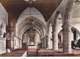 Bc - Cpsm Grand Format BEVILLE Le COMTE - Intérieur De L'église - France