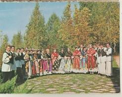 Sarajevo-folklore-okud- Ivo Lola Ribar--cpm - Yugoslavia