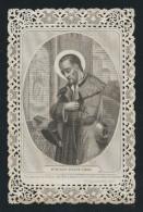 """Image Pieuse - Holly Card - Pious Image / Edit. Regnault Paris """" Bienheureux Benoit Joseph Labre ."""" Saint Religion - Images Religieuses"""
