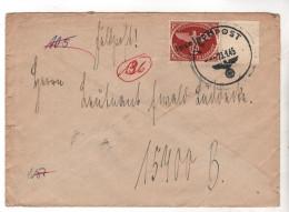 Feldpostbrief, Inselpost, Fälschung!! - Guerre 1939-45