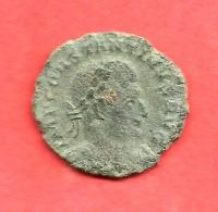 NUMMUS De CONSTANCE Ier , 306 à 337 , Atelier De TREVES - 7. L'Empire Chrétien (307 à 363)