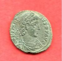 NUMMUS De CONSTANCE II , 324 à 361 , Atelier De Aquilée - 7. L'Empire Chrétien (307 à 363)