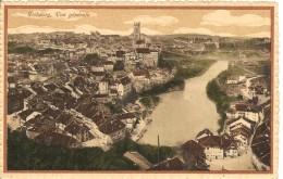 Schweiz, 1918, Fribourg, Vue General, Nach Steffisburg, Siehe Scans! - Unclassified