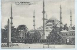 Constantinople - Mosquee Ahmed Et Hippodrome - Türkei