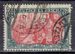 Deutsches Reich - Mi-Nr 97 Gestempelt / Used (B1182b) - Gebraucht