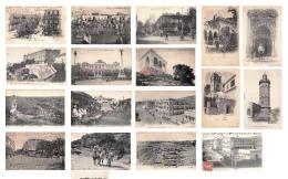ORAN - ALGERIE - Lot De 50 CPA - Toutes Les Cpa Sont Scannées  - - Oran