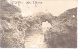 CONCORDIA SALTO GRANDE PROVINCIA DE ENTRE RIOS ARGENTINA CPA AÑO 1917 CIRCULEE A MONTEVIDEO TIMBRE ARRACHE RARISIME - Argentina