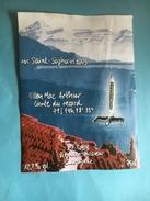 1742  - Rare Ellen Mac Arthur Cuvée Du Record 71 J 14h 18' 35'' Saint Saphorin 2003 Suisse - Bateaux à Voile & Voiliers