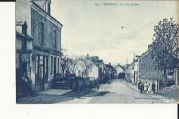 Badecon  36   La Grande-Rue Animée-et Café-Restaurant - Frankreich