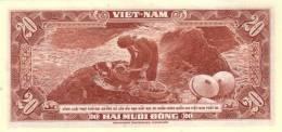 VIETNAM SOUTH  P. 6a 20 D 1962 UNC - Vietnam