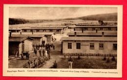 Hameln. Hauptlager. Camp De Prisonniers  à Hameln. Kommandantur - Guerre 1914-18