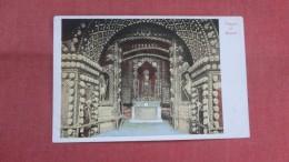 > Malta-- Chapel Of Bones-----  Ref 2336 - Malta