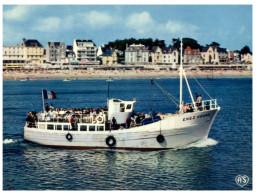 (ORL 444) France - Bac Ferry Ship - Enez Ouad - Traghetti