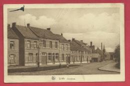 Lint - Dorpstraat ( 2 )  - 1933 ( Verso Zien ) - Lint