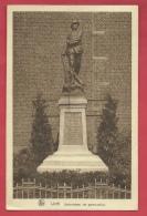 Lint - Gedenksteen Der Gesneuvelden  - 1933 ( Verso Zien ) - Lint