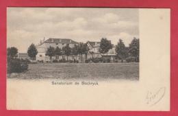Bokrijk - Sanatorium - 190?  ( Verso Zien ) - Genk