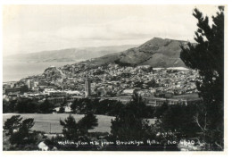 (157) Very Old Postcard - Carte Ancienne - New Zealand  - Wellington - Nouvelle-Zélande