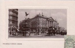 G , Cp , ANGLETERRE , LONDON , Piccadilly Circus - Piccadilly Circus