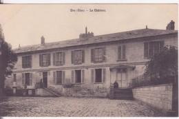 CPA -   EVE (Oise) -  Le Château - France