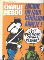 CHARLIE HEBDO N 462 1979 - Zeitschriften & Magazine