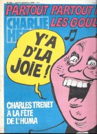 CHARLIE HEBDO N 460 1979 - Zeitschriften & Magazine