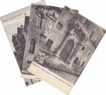 FERRARA   Palazzo Schifanoia , Cattedrale , Palazzo Sacrati  Paypal OK - Ferrara