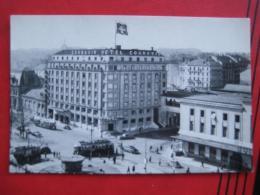 Geneve / Genf (GE) - Hotel Cornavin / Strassenbahn - GE Genève