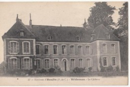 Dep 62 -Hesdin - Willeman - Le Château  : Achat Immédiat - Hesdin