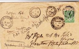 G.B. / Devon / Postmarks - Unclassified