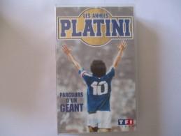 Cassette Video Les Années Platini - Sports
