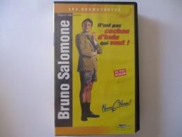 Cassette Video Bruno Salomone - Enfants & Famille