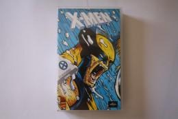 Cassette Video X-MEN - Manga