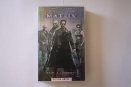 Cassette Video MATRIX - Action, Aventure