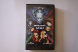 Cassette Video BATMAN ET ROBIN - Action, Aventure