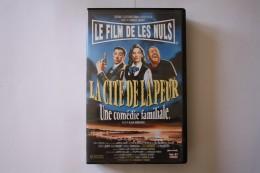 Cassette Video LA CITE DE LA PEUR - Action, Aventure