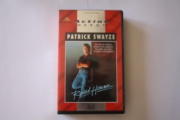 Cassette Video ROAD HOUSE - Romantique